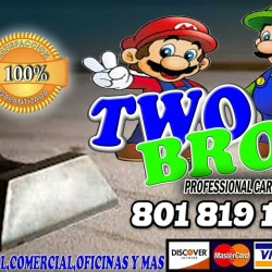 two bros carpet cleaning