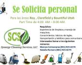 Se solicita personal scs2