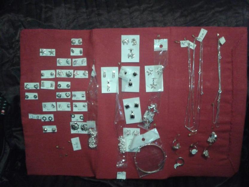 venta de joyería en plata 925.