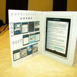 PanDigital Novel – Android Tablet – Blanca