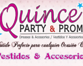 QUINCE PARTY & PROM