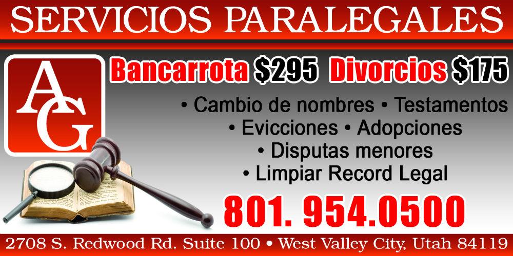 AG SERVICIOS PARALEGALES